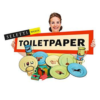 Seletti Wears Toiletpaper
