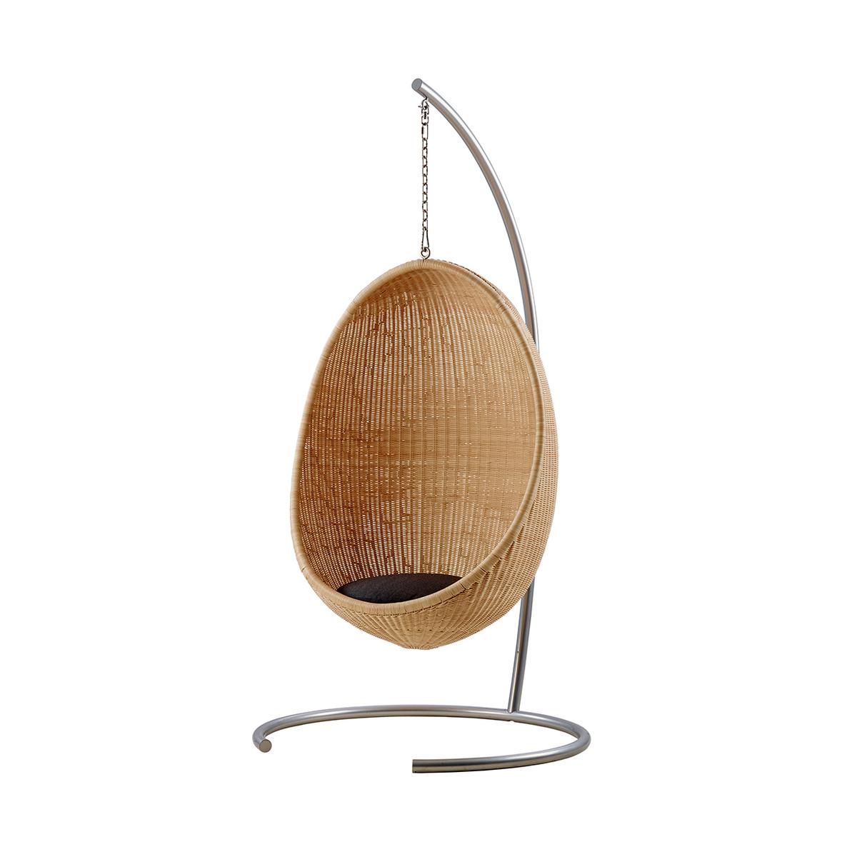 Fauteuil Suspendu D Exterieur support pour fauteuil suspendu egg