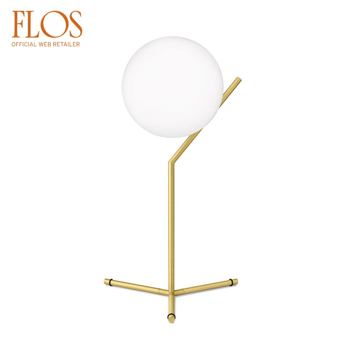 LOVEThESIGN | IC T1 Lampada alta da tavolo ottone