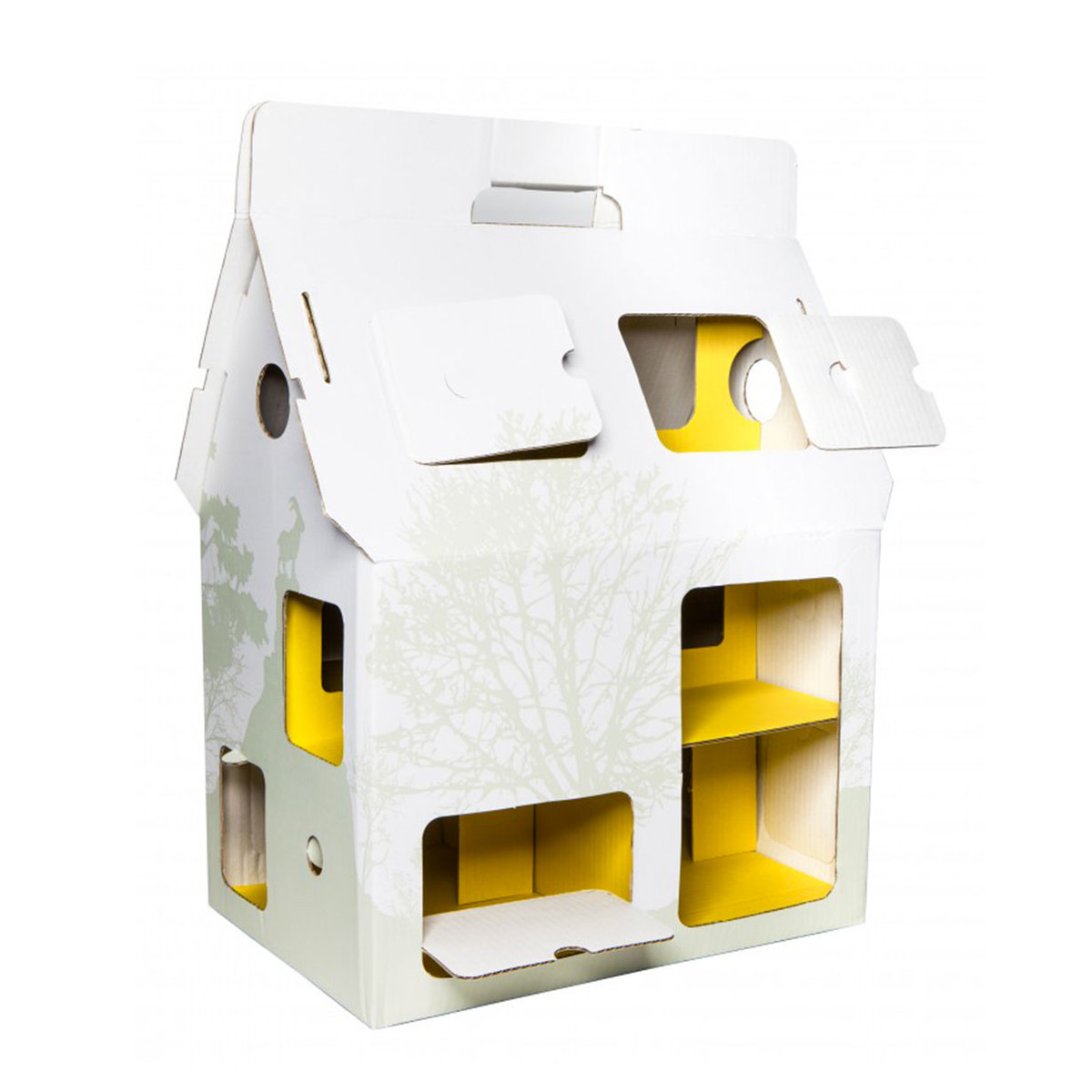 LOVEThESIGN | Mobile Home Recycle! Yellow