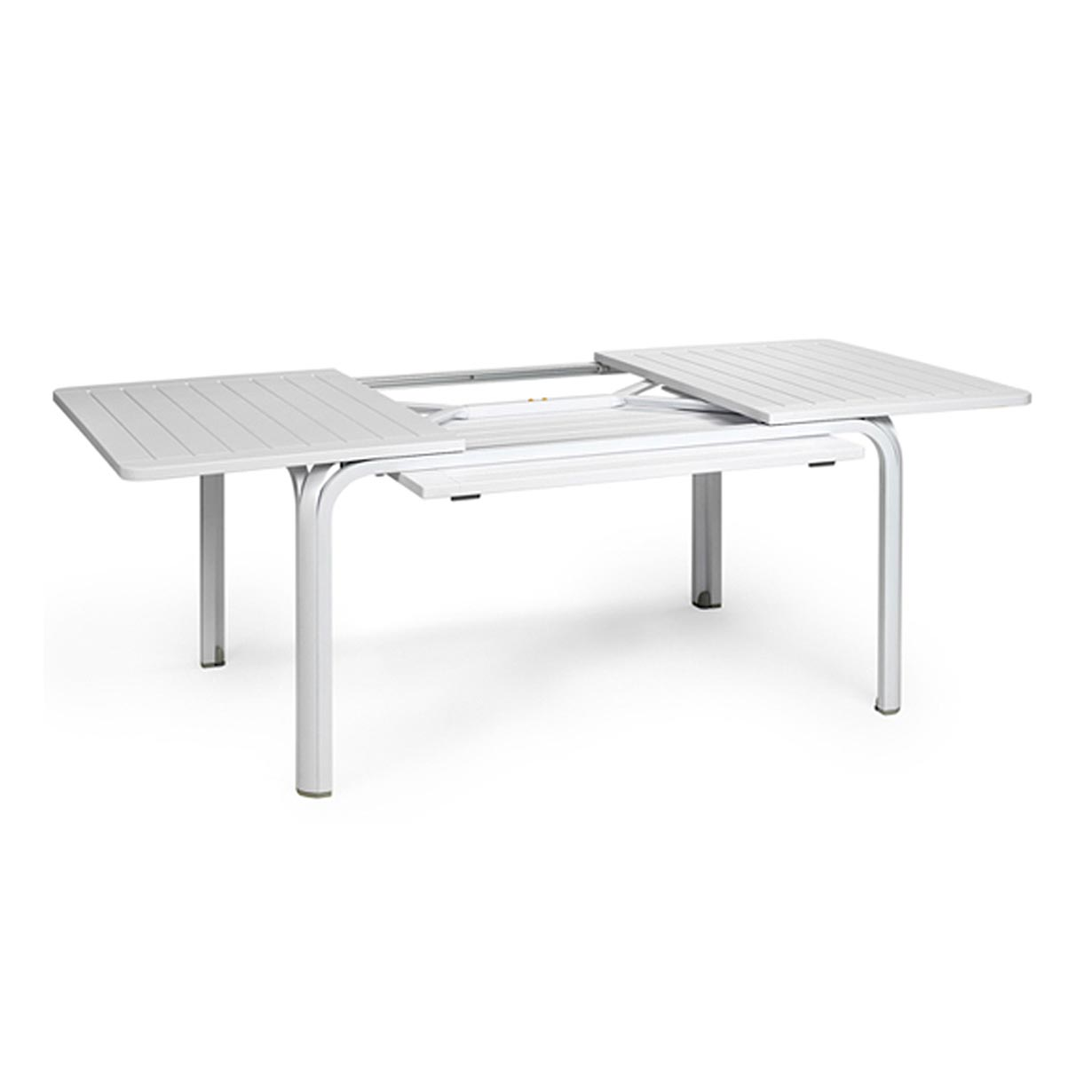 Table de jardin extensible Alloro 140