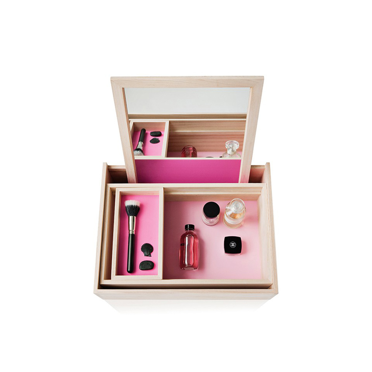 LOVEThESIGN | Scatola Balsabox Personal rosa