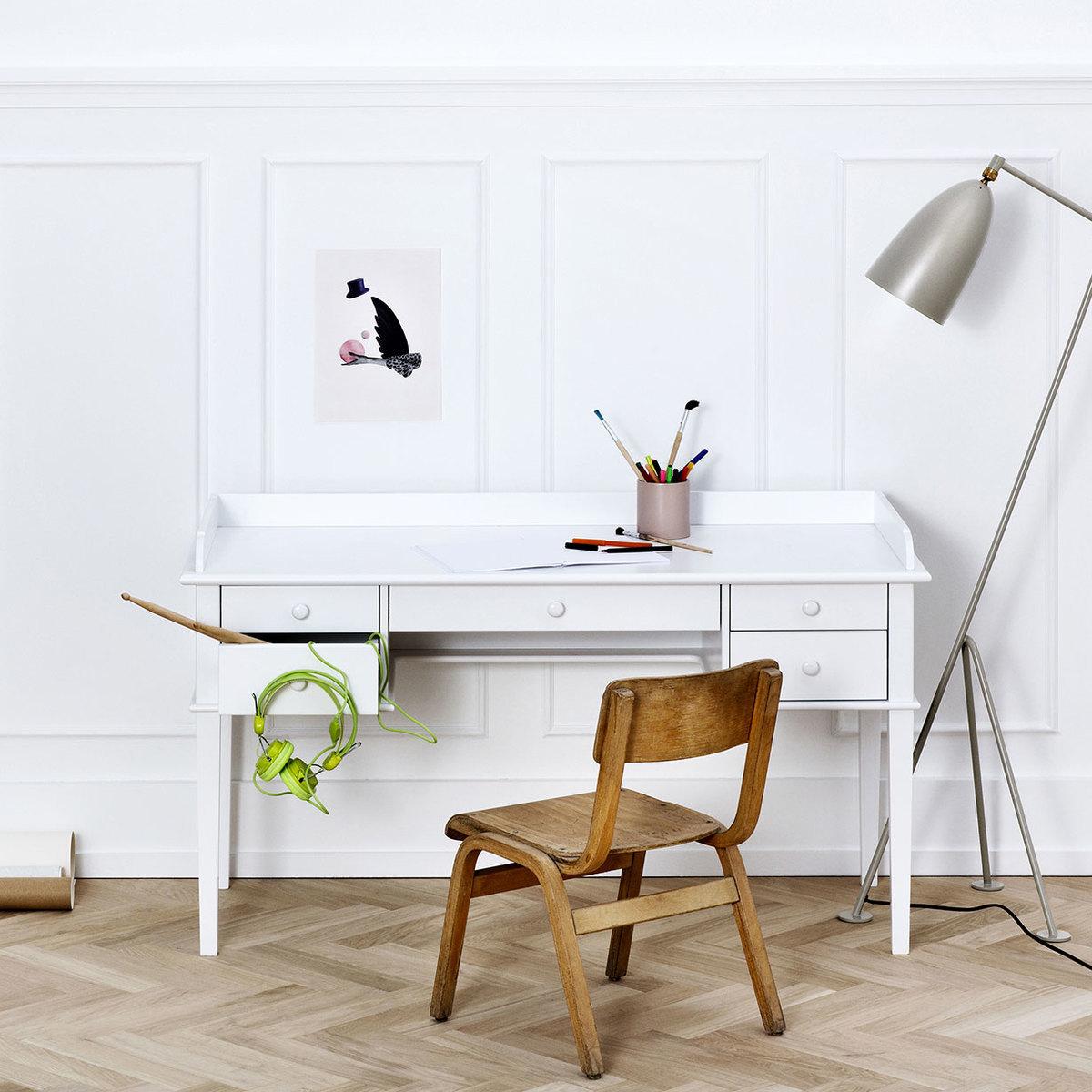 biurko dla dzieci seaside by oliver furniture lovethesign. Black Bedroom Furniture Sets. Home Design Ideas