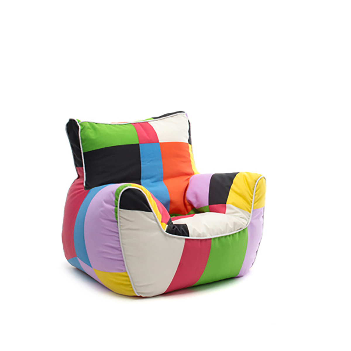 LOVEThESIGN | Poltrona Bamp - Patchwork