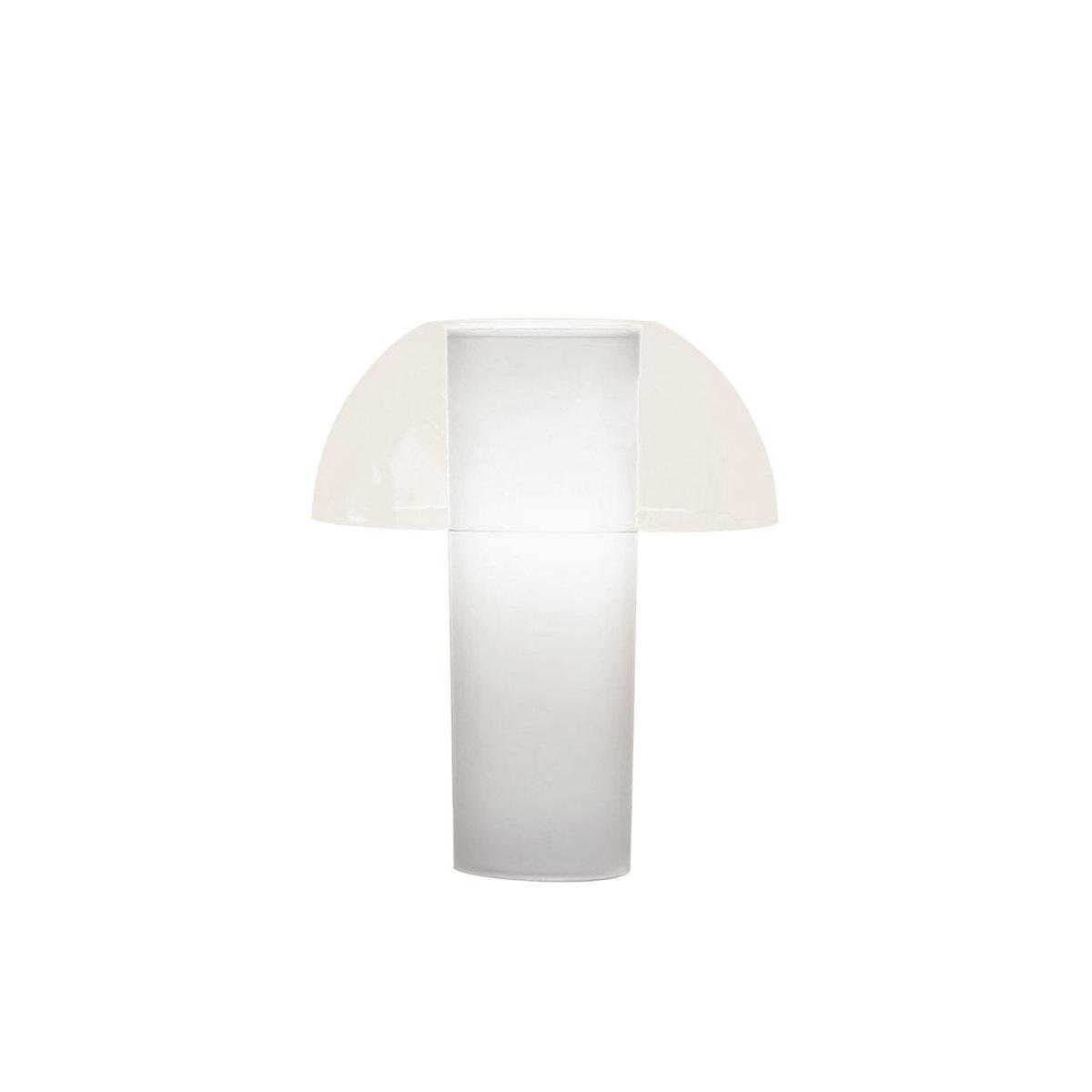 Lampada da tavolo Colette trasparente