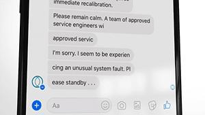Humans 2.0 Facebook Bot