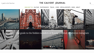 The Calvert Journal