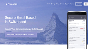 ProtonMail - Secure Email for All
