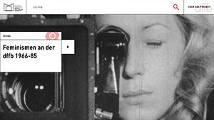 Kinemathek - Digital Archiv dffb