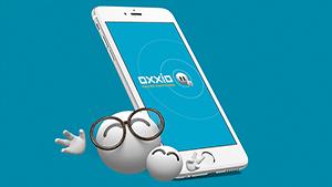 Oxxio app