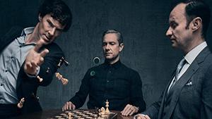 Sherlock Series 4 Campaign