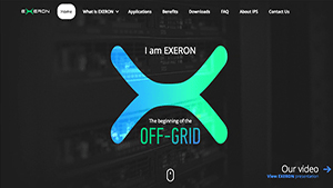 Exeron - off-grid revolution