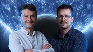 Bernard Revaz and Attila Szantner for EVE Online's Project Discovery