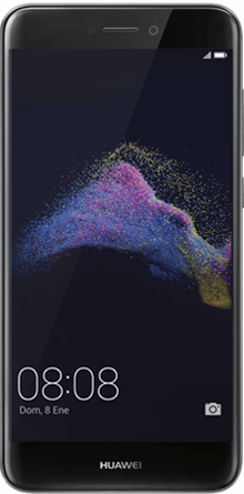 Frontal - Huawei Ascend P8 Lite