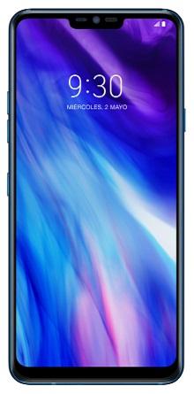 Frontal - LG G7 Blue