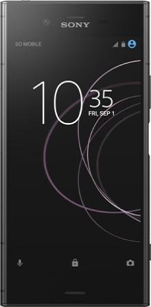 Frontal - Sony Xperia XZ1