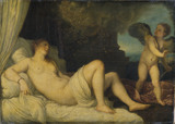 Danaë with Cupid