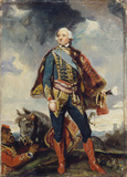 The duc de Chartres, later Philippe Égalité, duc d'Orléans (after Reynolds)