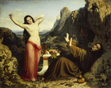 The Temptation of Saint Hilarion