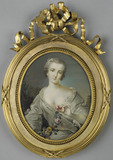Madame de la Porte (?), after Nattier