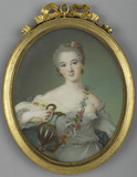 Henriette, duchesse d'Orléans, as Hebe, after Nattier