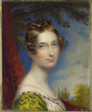 Sarah, Countess of Warwick, after Hayter