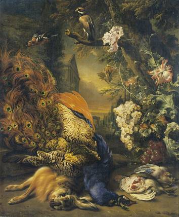 Dead Peacock and Game