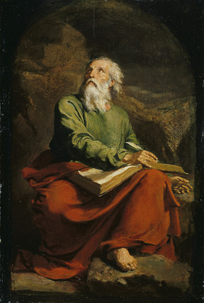 Isaiah By Jean Louis Ernest Meissonier At The Wallace