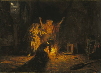 The Witches in Macbeth