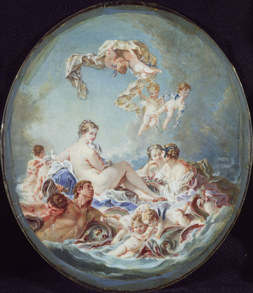 The Birth of Venus (after Boucher)