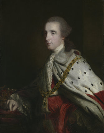 The 4th Duke of Queensberry ('Old Q') as Earl of March