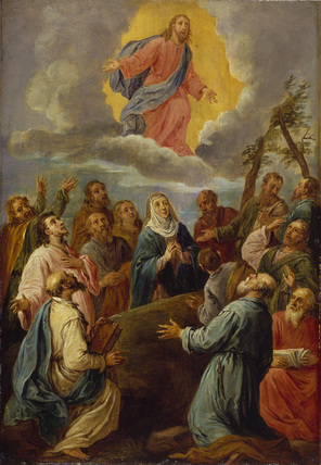 The Ascension (after Leandro Bassano)