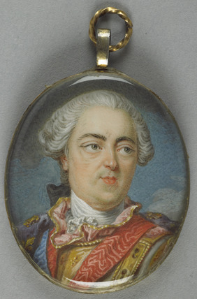 Louis XV, after J.M. Van Loo