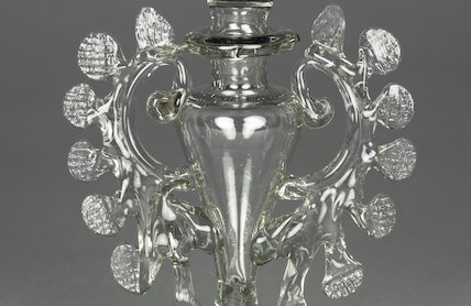 Detail of Wine Glass