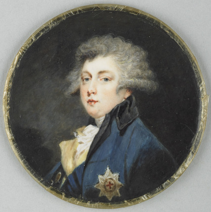 George IV when Prince of Wales, after Reynolds