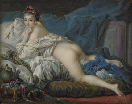 The Awakening, after Boucher