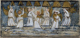 Dalziels' Bible Gallery - The Days of Creation - Angels Ringing Bells