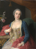 Portrait of Duchess Sforza Cesarini (d.1765)