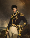 Portrait of Captain Gilbert Heathcote Rn, 1779-1831
