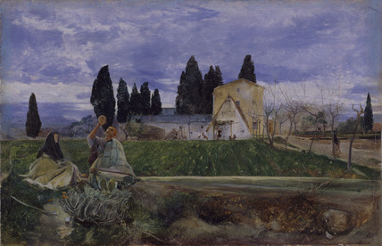 Springtime in Spain, near Gordella