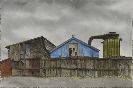 Derelict Industrial Buildings