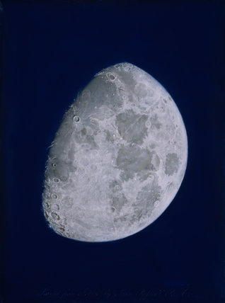 The Face of the Moon