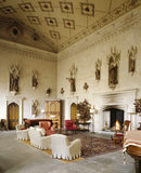 View of the Hall at Lacock Abbey