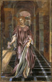 MEDEA by EVELYN DE MORGAN, 1889, at Wightwick Manor in the Nursery Corridor