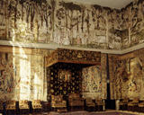 The High Great Chamber at Hardwick Hall