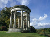 The Rotunda in the grounds of Petworth House, A feature with classical aspirations