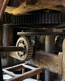 Interior of Houghton Mill, near Huntingdon, Cambridgeshire