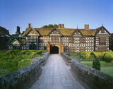 The north range of Speke Hall, Merseyside