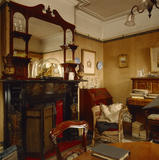 View of the Sitting Room in Mr Straw's House