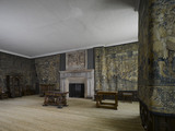 The Withdrawing Chamber at Hardwick Hall, Derbyshire